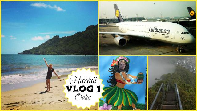 Filmpje ♥ Hawaii Vlog deel 1 – Oahu