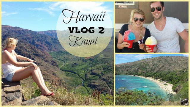 Filmpje ♥ Hawaii Vlog Deel 2 – Kauai