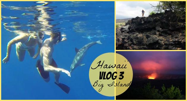 Filmpje ♥ Hawaii Vlog 3 – Big Island