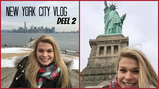 Filmpje ♥ Vlog: New York City – deel 2