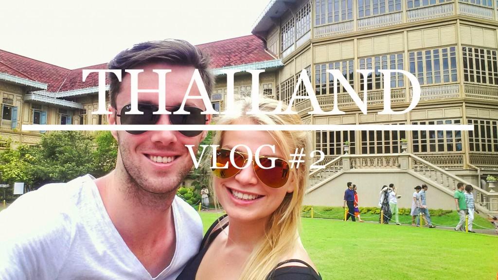 Filmpje ♥ Vlog Thailand #2