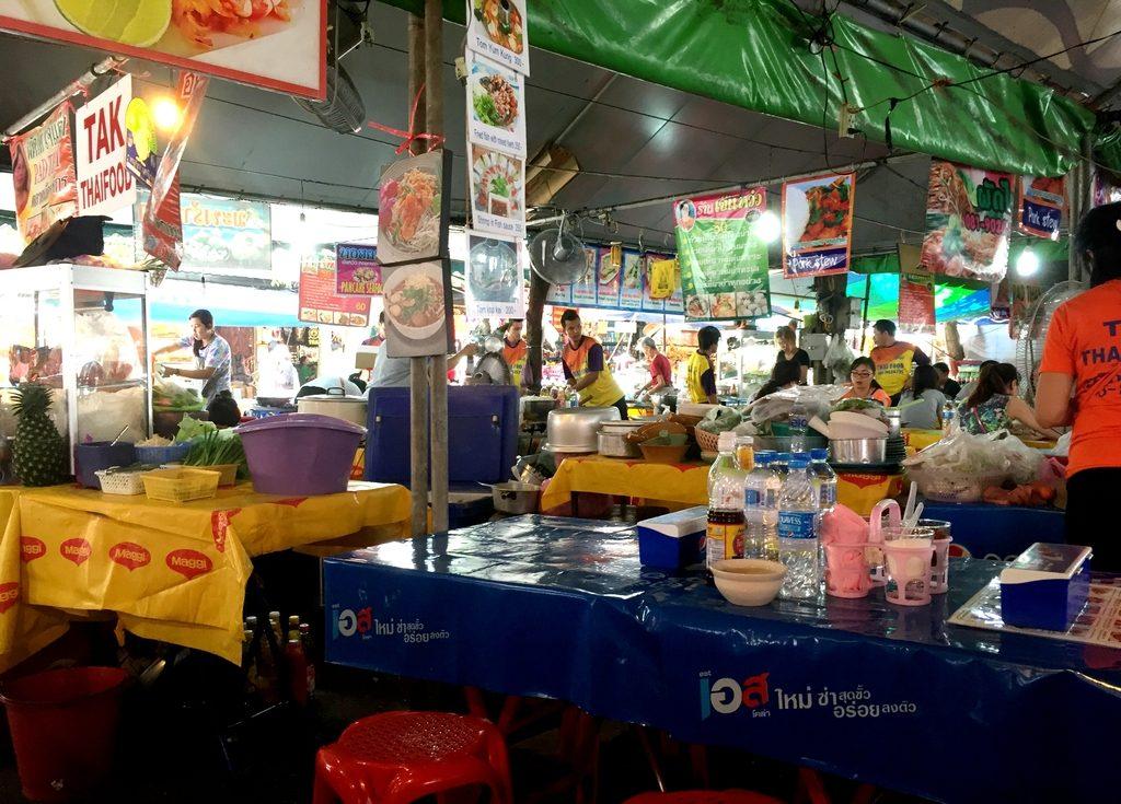 Eten in Thailand: mijn tips