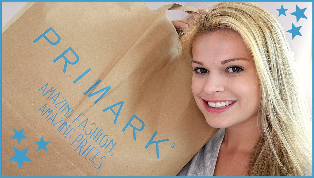 Filmpje ♥ Primark shoplog – Try On (mei 2016)