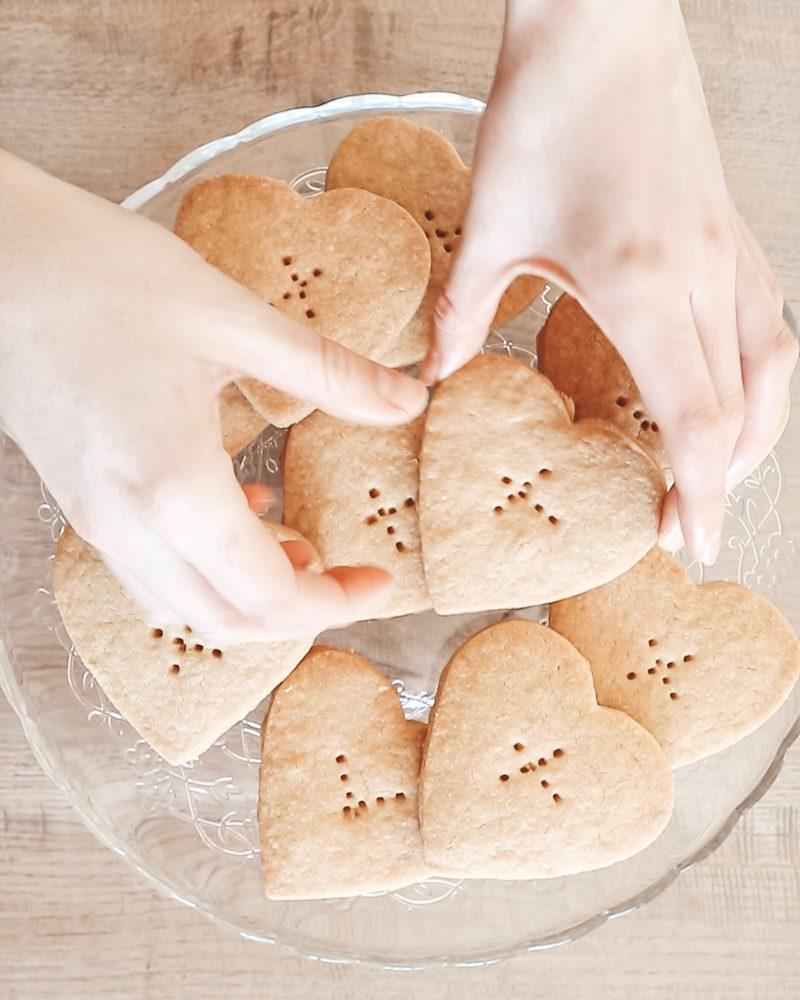 De perfecte shortbread koekjes