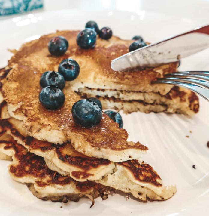 Perfecte American pancakes